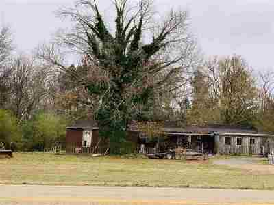 Counce Single Family Home For Sale: 3090 Hwy 57