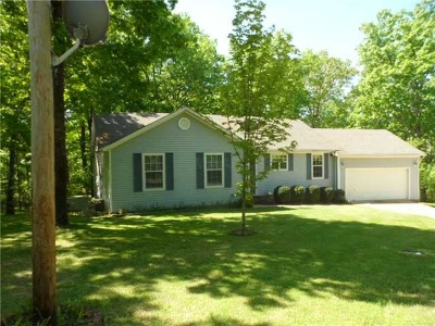 Savannah TN Single Family Home For Sale: $154,500