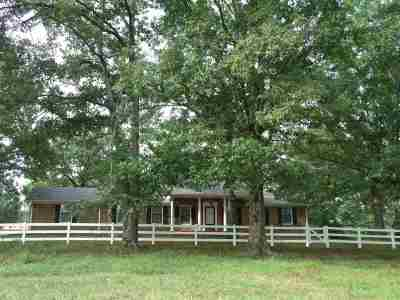Savannah TN Single Family Home For Sale: $289,000