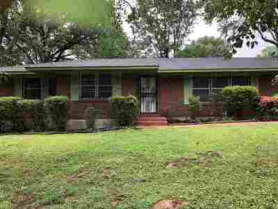 Memphis Single Family Home For Sale: 4024 Martindale