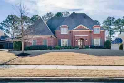 Collierville Single Family Home For Sale: 10047 Bushrod
