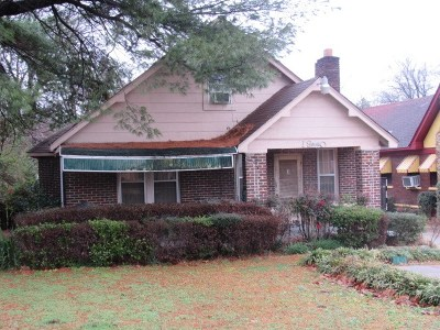 Memphis Single Family Home For Sale: 1810 Netherwood