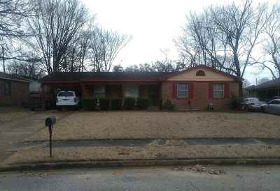 Memphis Single Family Home For Sale: 1125 Rand