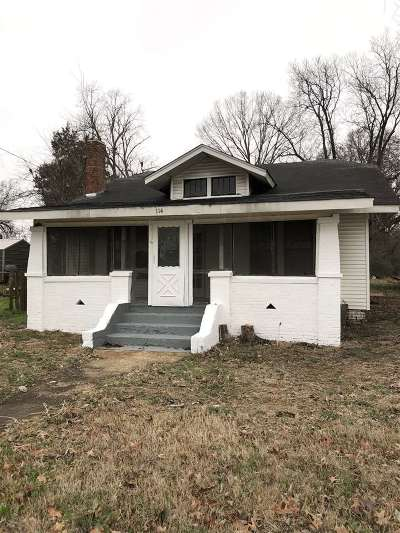 Mason Single Family Home For Sale: 114 70