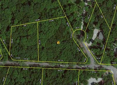 Counce TN Residential Lots & Land For Sale: $34,500