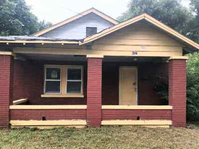 Memphis Single Family Home For Sale: 946 Lee