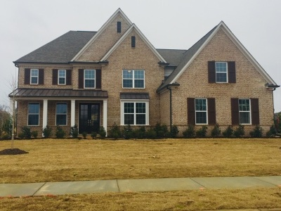 Collierville Single Family Home For Sale: 487 Tender Oaks