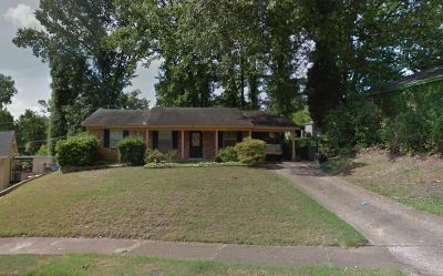Memphis Single Family Home For Sale: 1247 Vistaview
