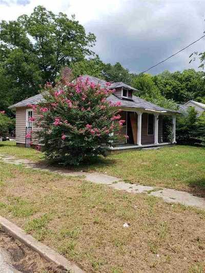 Single Family Home For Sale: 3136 Allison