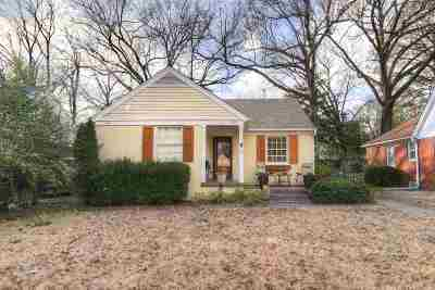 Memphis Single Family Home For Sale: 355 Lundee
