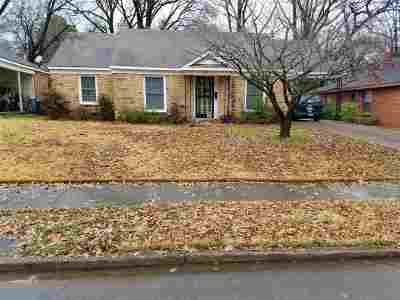 Memphis Single Family Home For Sale: 3774 Philsdale