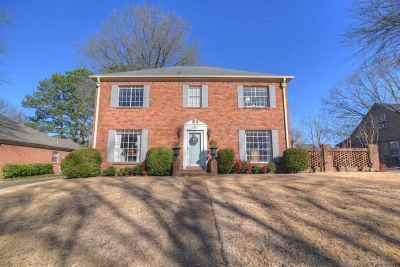 Germantown Single Family Home Contingent: 6986 Bent Creek