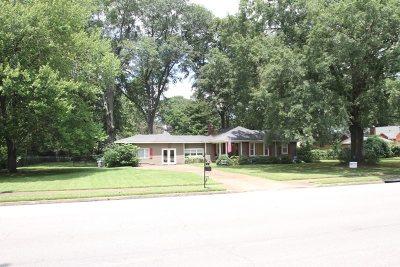 Memphis Single Family Home For Sale: 5276 Mason
