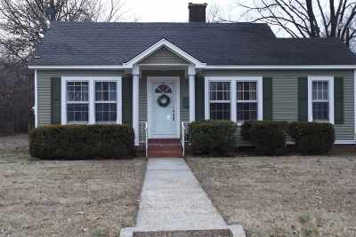 Halls Single Family Home For Sale: 415 S College
