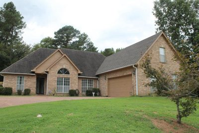 Olive Branch Single Family Home For Sale: 9955 Loftin