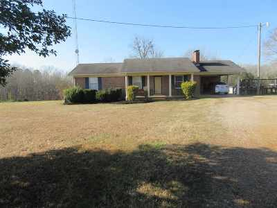 Morris Chapel Single Family Home For Sale: 27885 69