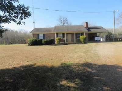 Morris Chapel Single Family Home For Sale: 27885 69