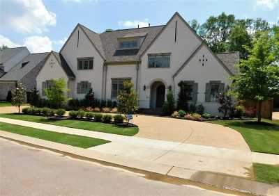 Collierville Single Family Home For Sale: 1517 Lambs Meadow