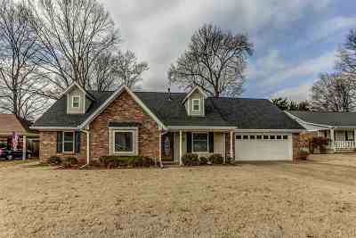 Bartlett Single Family Home For Sale: 3411 Robins Roost