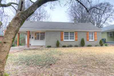 Memphis Single Family Home For Sale: 5024 Wingdale