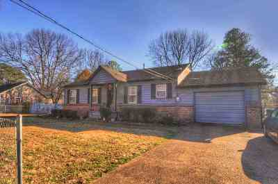 Memphis Single Family Home For Sale: 1231 Pera
