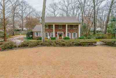 Memphis Single Family Home For Sale: 6353 Heather