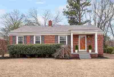Memphis Single Family Home For Sale: 499 Lytle