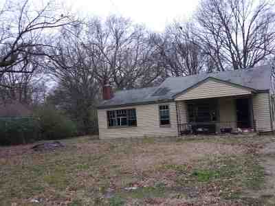 Memphis Single Family Home For Sale: 1864 Pinedale