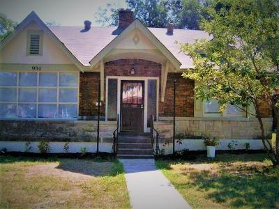 Memphis Single Family Home For Sale: 934 N McNeil