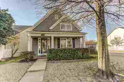 Single Family Home Contingent: 1261 Island Place