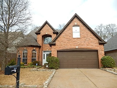 Shelby County Single Family Home For Sale: 9260 Acadia