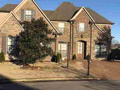 Shelby County Single Family Home For Sale: 9666 Woodland Creek