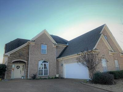Southaven Single Family Home For Sale: 2933 Huntley