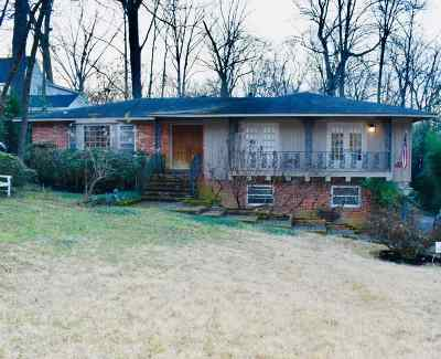 Memphis TN Single Family Home Contingent: $279,900
