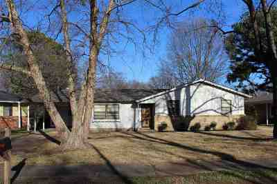 Memphis TN Single Family Home For Sale: $81,500