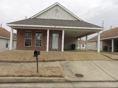 Memphis TN Single Family Home For Sale: $50,880