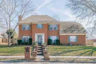 Bartlett Single Family Home For Sale: 3832 Altruria