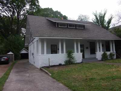 Cooper Young Multi Family Home For Sale: 2000 Walker