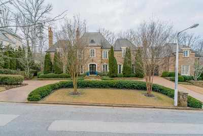 Memphis Single Family Home For Sale: 6005 Wild Oaks