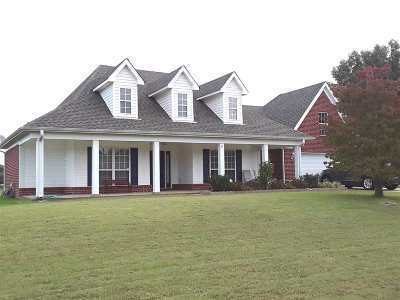 Munford Single Family Home Contingent: 16 Harvey