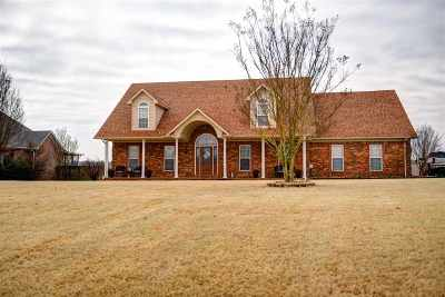 Atoka Single Family Home Contingent: 65 Rainey