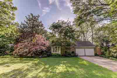 Memphis Single Family Home For Sale: 453 Greenfield