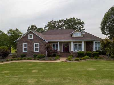 Adamsville Single Family Home For Sale: 140 James Mathew Perry