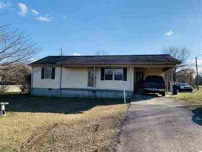 Adamsville Single Family Home For Sale: 204 Edgewood