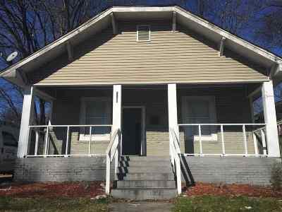 Single Family Home For Sale: 1258 E McLemore