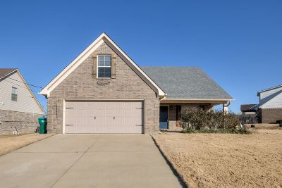 Munford Single Family Home Contingent: 240 Switchgrass