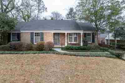 Memphis TN Single Family Home Contingent: $284,500