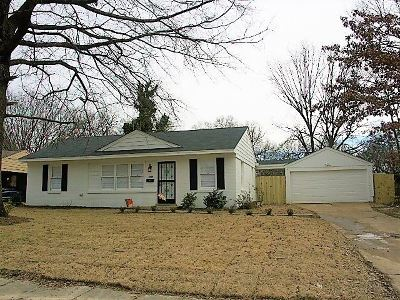Memphis Single Family Home For Sale: 4549 Amboy
