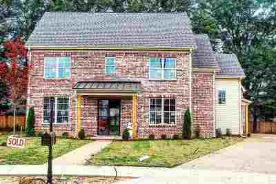 Collierville Single Family Home For Sale: 320 Belfair