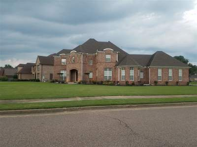 Bartlett Single Family Home Contingent: 4914 Valley Von